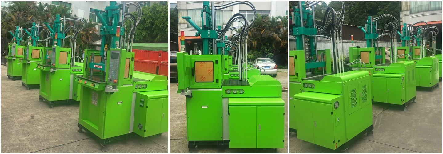 TW-V-C vertical injection molding machine