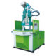 Rotary table vertical injection moulding machine China