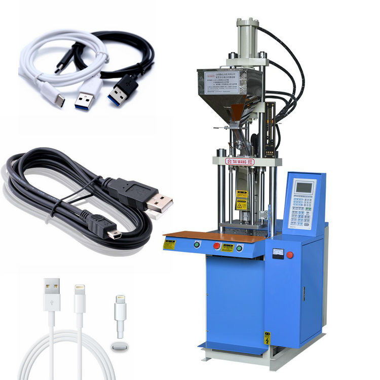 USB cable making machine