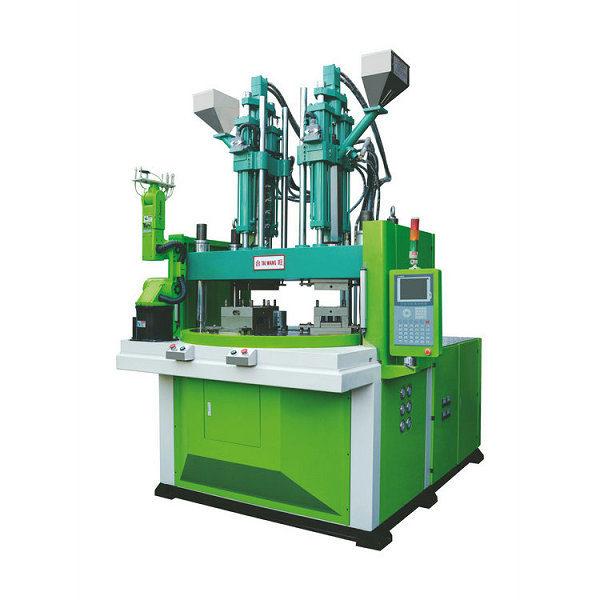 multicolor vertical injection moulding machine