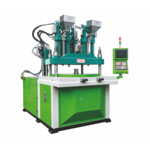 multi color vertical injection moulding machine