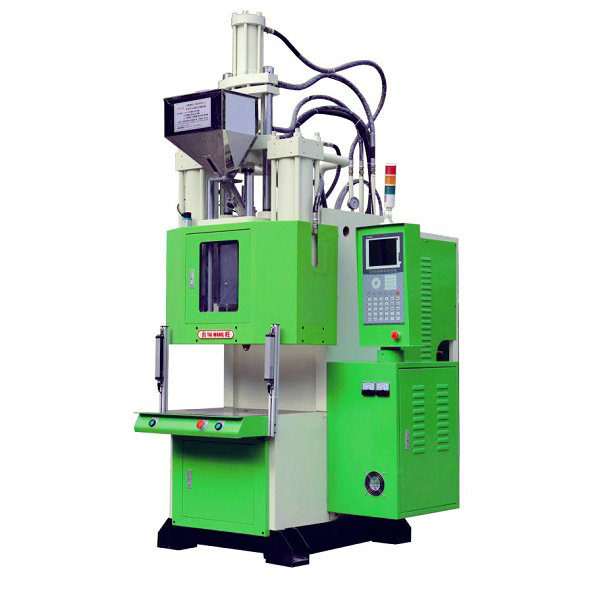 tie barless plastic vertical injection machine